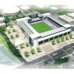 跡地利用案のイメージが公開。専用スタジアムは?