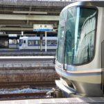 JR223系電車 @広島駅
