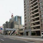 広島ガーデンシティ  Vol.7 イーストタワーは最上階到達 2013.04