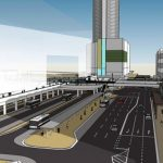 駅前大橋線、高架乗り入れの総事業費135億円の内訳は (追記あり)