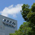 国内最大級!リニューアルされた「Audi 広島」ショールーム