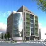 広島弁護士会館が移転。15年1月完成へ。
