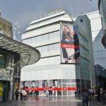 外観はほぼ完成!オープンが2週間後に迫ったH&M広島店の様子ほか。