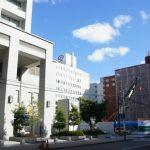 ザ・パークハウス広島タワー 2013.09(Vol.1) 重機搬入!まもなく本格着工
