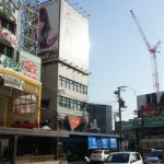 広島駅南口Bブロック再開発 2013.10 (Vol.8) ビックカメラ看板登場。