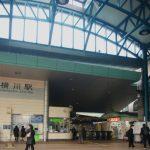 線路がまるごと移動!配線変更工事が本格化した横川駅