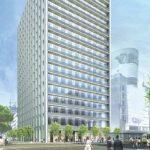 相生通りに大規模オフィスビル! 広島八丁堀共同プロジェクトが始動