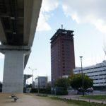 広島の元祖高層建築 『NTT広島仁保ビル』