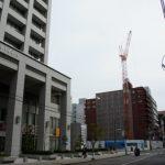 ザ・パークハウス広島タワー 2014.03(Vol.4) 大型クレーン搬入
