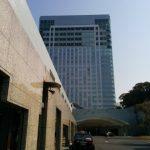 プリンスホテル20階から臨む広島市