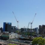 広島駅南口Bブロック再開発 2014.05 (Vol.16) 東棟拡大