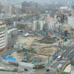 広島駅南口Cブロック再開発 2014.06(Vol.8)