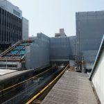 広島橋上駅新築他工事 2014.07(Vol.36) 設備面など