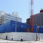 ザ・パークハウス広島タワー 2014.07(Vol.6) 上に伸び始めました