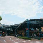 横川駅改良工事 2014.07(Vol.4) 耐震化工事、新設線路の様子など