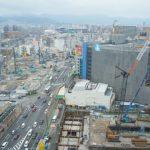 広島駅南口Cブロック再開発 2014.08(Vol.11)