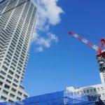 ザ・パークハウス広島タワー 2014.09(Vol.7) タワークレーン設置