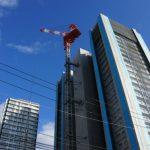 広島ガーデンシティ 2014.09(Vol.15) イーストタワーと並ぶ
