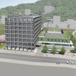 高精度放射線治療センター(仮称)合同ビル 2014.09(Vol.3)