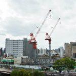 広島駅南口Bブロック再開発工事 2014.11(Vol.23)