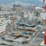 広島駅南口Cブロック再開発 2014.11(Vol.14)