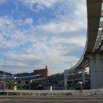 広島高速5号線建設工事 【温品地区】 2014.11 下部工事始まる