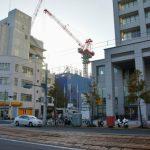 ザ・パークハウス広島タワー 2014.10(Vol.8) タワークレーン2本目
