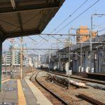 横川駅改良工事 2015.03(Vol.9) 工事ほぼ完了か
