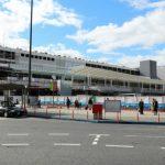 広島駅北口広場改良工事 2015.11(Vol.30) 西側はもうすぐ?