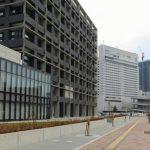 広島がん高精度放射線治療センター合同ビル 2015.12(Vol.8) 完成