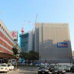 広島駅南口Cブロック再開発 2016.01(Vol.24)