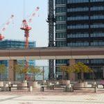 広島駅南口Bブロック再開発工事 2016.02(Vol.39)