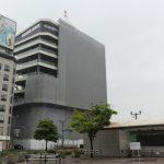 広島マツダ大手町ビル改修工事 2016.05(Vol.13) 外観あらわす