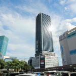 広島駅南口Bブロック再開発工事 2016.08(Vol.45) 『ビックカメラ』オープンは来月14日