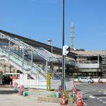 広島駅北口ペデストリアンデッキ、10月30日すべて開通へ!