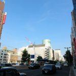 スタートラム広島 新築工事 2016.09(Vol.4) 計画変更?地下工事中