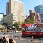 41年ぶり開催 カープ優勝記念パレードに行ってきました!