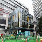 広島駅南口Cブロック再開発 2016.11(Vol.34) 外観ほぼ完成!店舗もオープン準備
