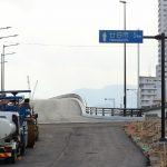 廿日市草津線4車線化工事 2017.01(Vol.3) 開通まであと1ヶ月!