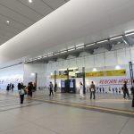 JR広島駅南北自由通路開通から2週間 感想など