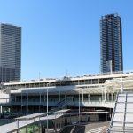 広島駅北口改良工事 2017.05(Vol.47) モニュメント設置か