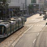 駅前大橋線で『架線レス』方式 広島電鉄がバッテリートラムを検討