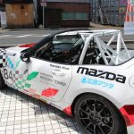 ロードスターRFを試乗しました。『広島マツダ』の本社移転、レース活動など