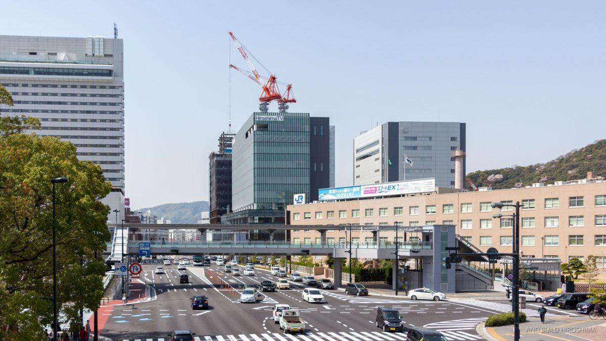 JR西広島駅自由通路等整備工事 – 2019.03 ...