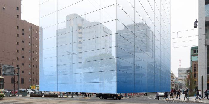 基町地区の再開発スケジュール 高層ビルは2027年度の完成目指す | AND ...